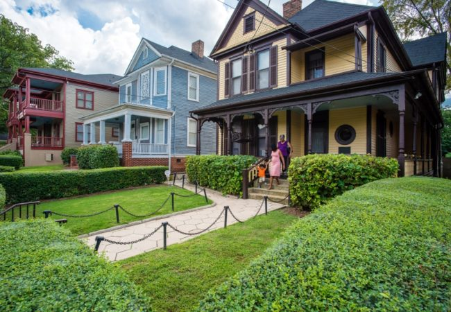 MLK Birth Home Atlanta © Atlanta CVB