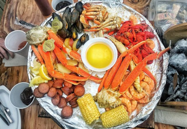 The Crab Shack Tybee Island | @thelucasassis