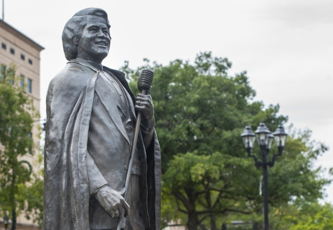 James Brown Statue, Augusta